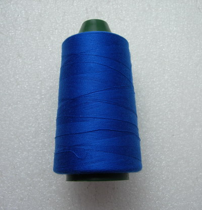 TS28 Royal Blue Polyester Thread Threads 3000yds